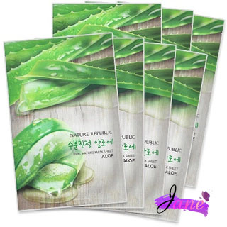 Mặt nạ Nature Republic Real Nature Aloe