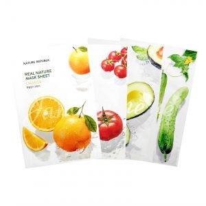 Mặt nạ Nature Republic Real Nature Mask Sheet