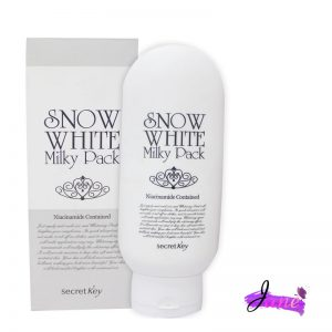 kem lót Secret Key Snow White Color Tone Up Cream