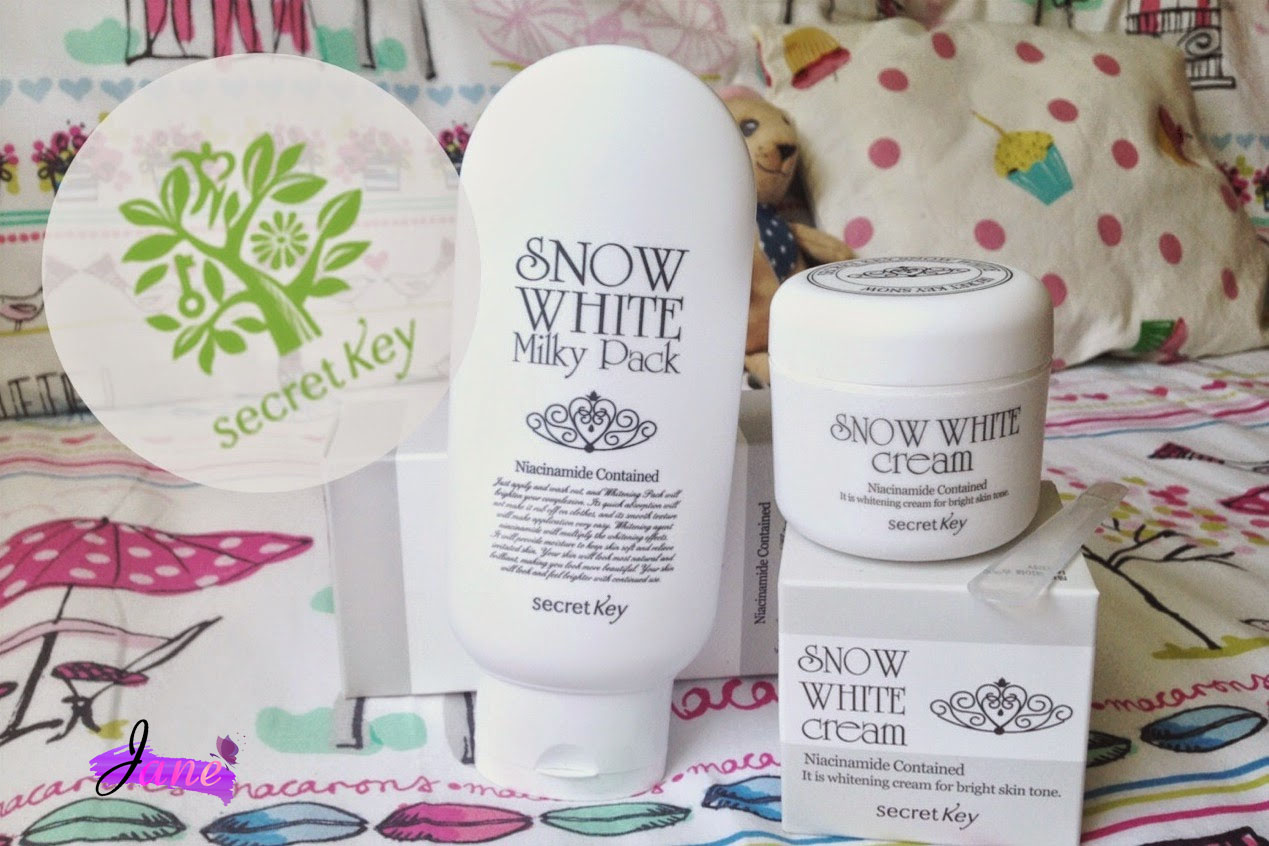 Secret Key Snow White Color Tone Up Cream
