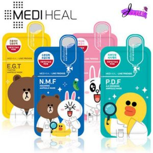 Mặt nạ Mediheal Line Friends