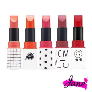 Son Etude House Mini Two Matching Lip Color (son Etude House Lip Color nội địa)
