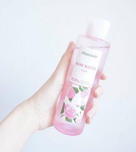 Review nước hoa hồng Mamonde