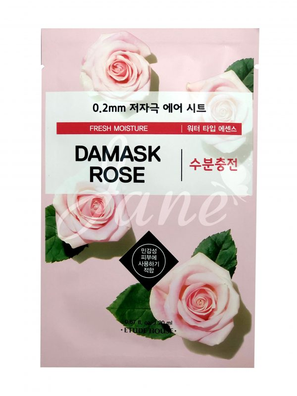Mặt nạ Etude House Therapy Air Mask Damask Rose