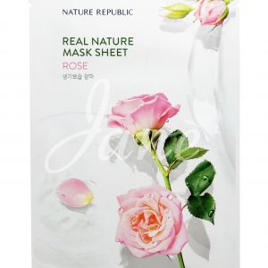 Mặt nạ Nature Republic Real Nature Mask Sheet Rose