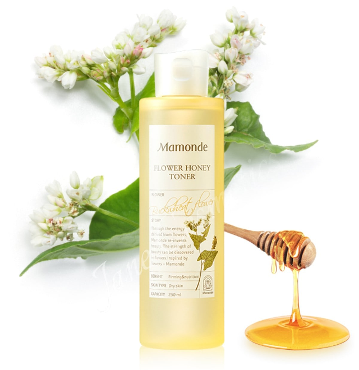 Nước toner Mamonde Honey