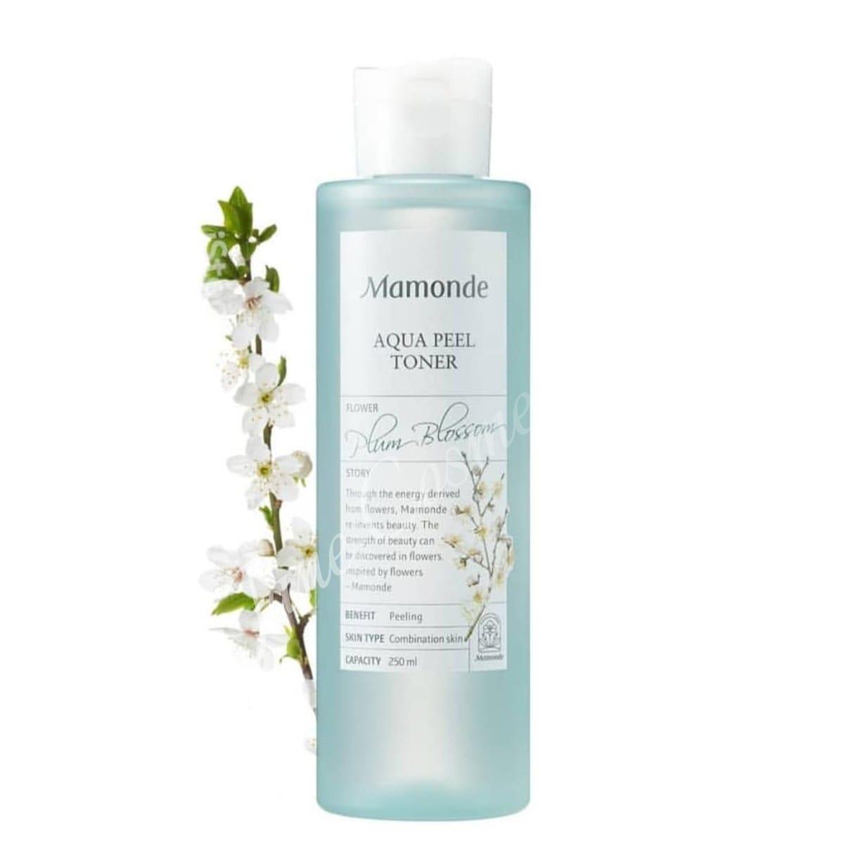 Nước toner Mamonde plum blossum
