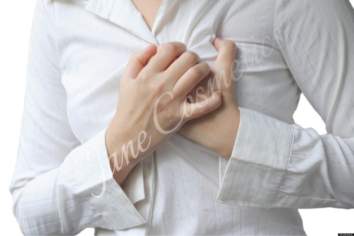 son môi fake gây bệnh tim mạch