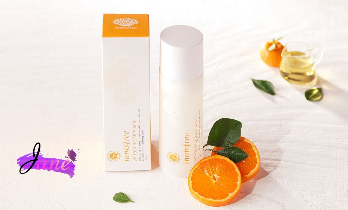 Innisfree Whitening Pore Serum