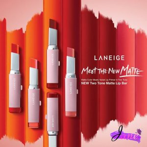 Son Laneige Two Tone Matte Lip Bar