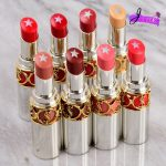 YSL Rouge Volpute Rockn Shine Lipstict