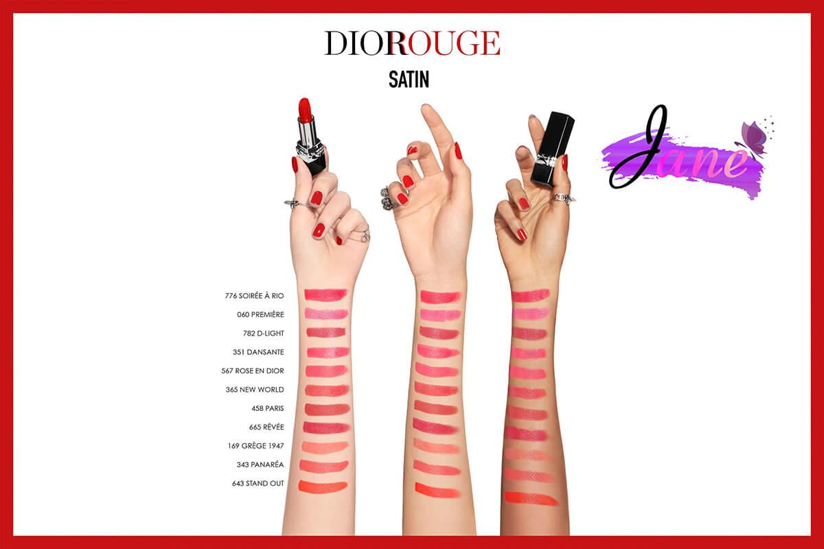Son Dior Rouge Dior